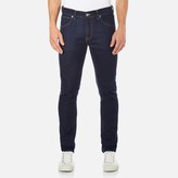 Edwin Ed85 Slim Tapered Drop Crotch Jeans - Rinsed Blue