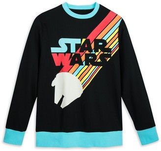 Disney Millennium Falcon Sweatshirt for Adults Star Wars