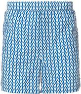 Valentino Optical V swim shorts