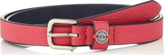 N. Fritzi aus Preussen Women's 5-Pocket Mit Bundband Belt
