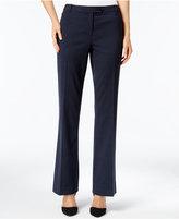 Calvin Klein Modern Straight-Leg Pants
