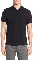 BOSS Men's 'Parlor' Regular Fit Cotton Pique Polo