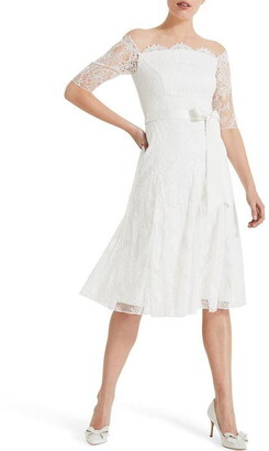 Phase Eight Evette Lace Bridal Dress