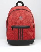 Adidas Originals Backpack In Red Ay7839