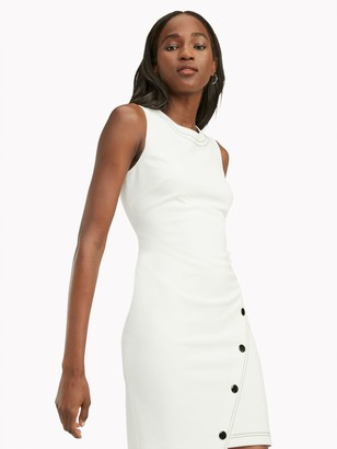 Tommy Hilfiger Sleeveless Essential Snap Dress