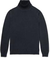 Massimo Alba - Slim-fit Cashmere Rollneck Sweater