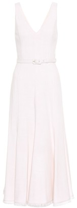 Gabriela Hearst Bridget midi dress