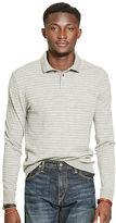 Polo Ralph Lauren Stretch Merino Wool Sweater