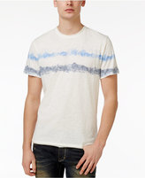 American Rag Men's Shibori Stripe T-Shirt, Only At Macy's