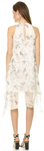 Elizabeth and James Floral Maylie Dress