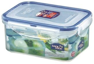 Lock & Lock Classic Short Rectangular Food Container 600ml