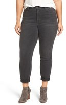 NYDJ Plus Size Women's 'Sylvia' Stretch Relaxed Boyfriend Jeans