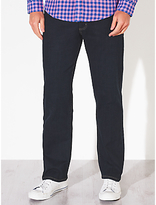 John Lewis Stretch Straight Denim Jeans