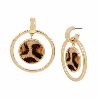 Kenneth Cole Women's Orbital Drop Earrings