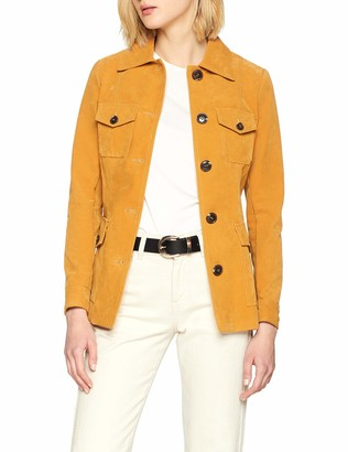 New Look Women's Belted Utility 6105425 Jacket