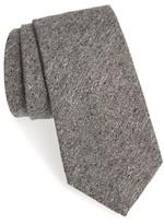 Michael Bastian Men's Solid Silk & Cotton Tie