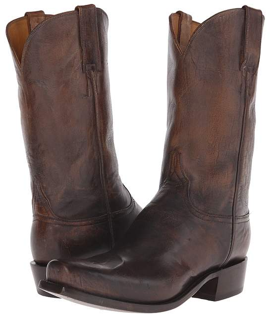 Lucchese Leadville Cowboy Boots