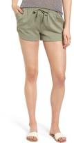 RVCA Women's Yume Cotton Shorts