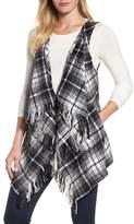 Wit & Wisdom Women's Fringe Vest
