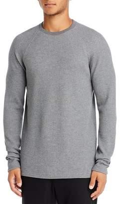 Theory River Waffle-Knit Sweater