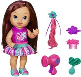N. Baby Alive Play Style Brunette