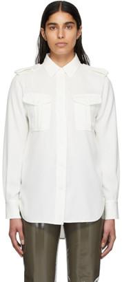 Rag & Bone White Caroline Shirt
