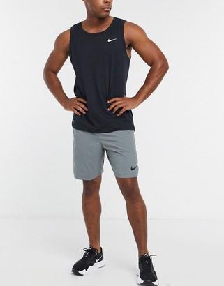 Nike Training Flex 3.0 woven shorts in grey
