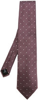 Pal Zileri dots tie - men - Silk - One Size