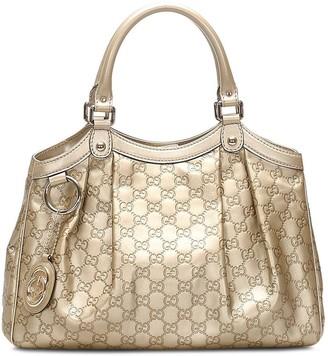 Gucci Pre-Owned Sukey GG Supreme tote bag