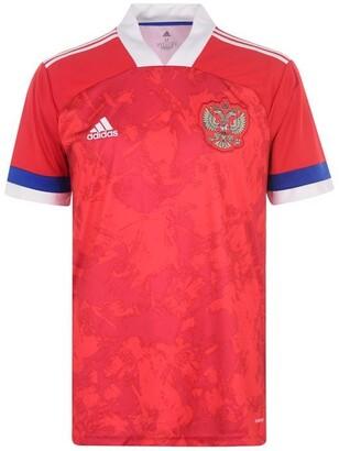 adidas Russia Home Shirt 2020