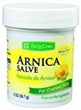 Arnica De La Cruz Salve/Pomade Treatment, 2 Ounce
