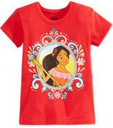 Disney Disney's Elena T-Shirt, Toddler Girls (2T-4T) & Little Girls (2-6X)