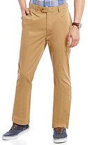 Daniel Cremieux Newport Solid Flat-Front Pants
