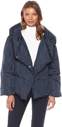 Theory Women's Toralla Ots Short Puffer Outerwear