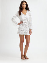 Milly Cotton Crochet Tunic