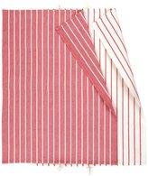 Linum Vega Tea Towel - Red