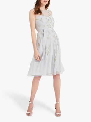 Phase Eight Benadetta Bridesmaid Dress, Duck Egg