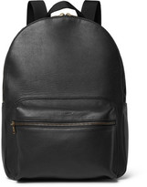 Tomas Maier Leather Backpack