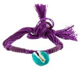 Aurelie Bidermann Shell Wrap Bracelet