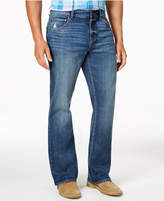 Club Room Men's Boot-Cut Jeans, Created for Macy's