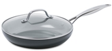 "Green Pan Valencia Pro 10"" Ceramic Non-Stick Covered Fry Pan"