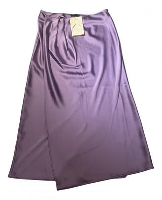 Stine Goya Purple Polyester Skirts