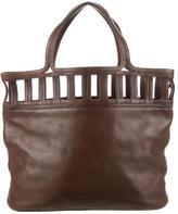 Prada Nappa Handle Bag