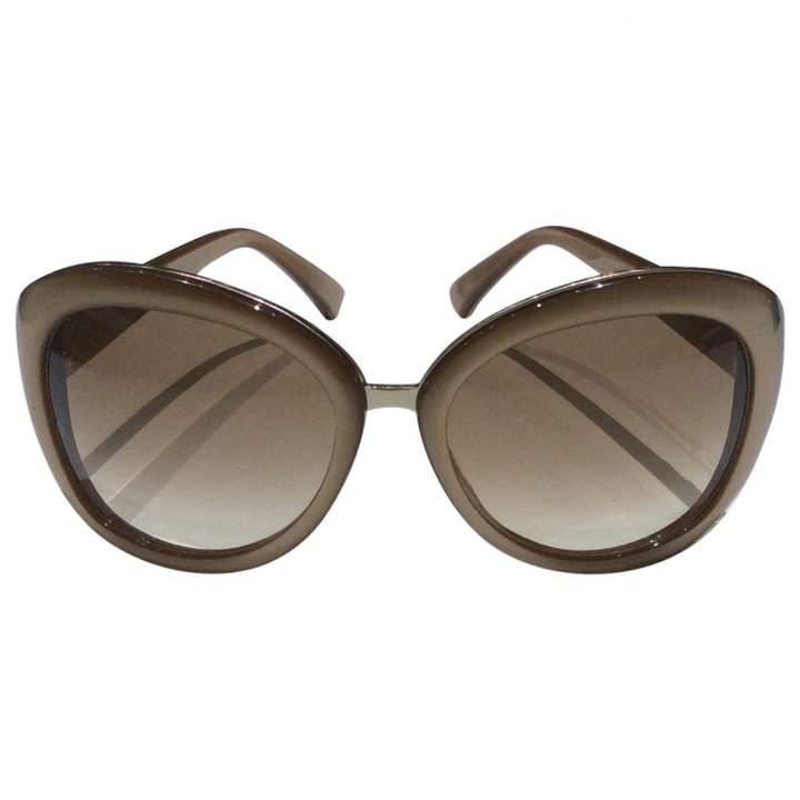 Giorgio Armani Plastic Sunglasses