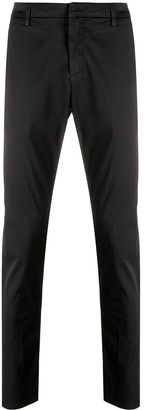 Dondup Tapered Leg Slim-Fit Trousers