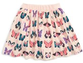 Tea Collection Toddler Girl's Locals Only Twirl Skirt
