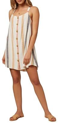 O'Neill Dray Dress (Winter White) Women's Clothing