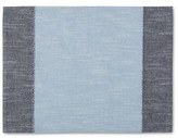 Threshold Pieced Chambray Placemat - Blue