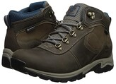 Timberland Mt. Maddsen Mid Leather Waterproof (Medium Grey Full Grain) Women's Lace-up Boots