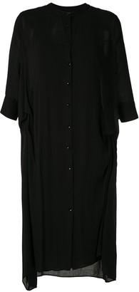 Uma | Raquel Davidowicz Rico midi shirt dress